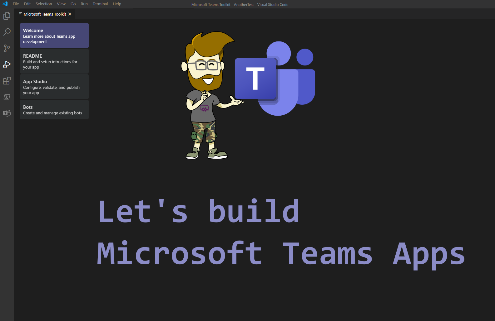 Building Teams Apps